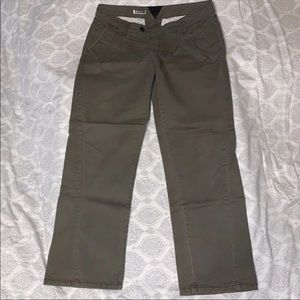 Roxy Boyfriend Crop Pants size